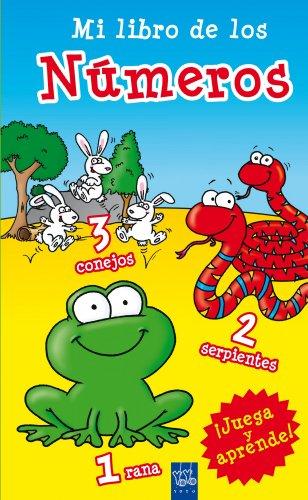 9788408098461: Mi libro de los Números