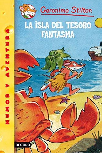 9788408098553: La isla del tesoro fantasma 42