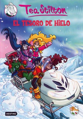 9788408098560: Stilton 7: el tesoro de hielo (Tea Stilton)