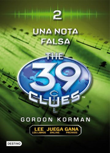 9788408098621: One False Note (The 39 Clues, Book 2) (Spanish Edition)