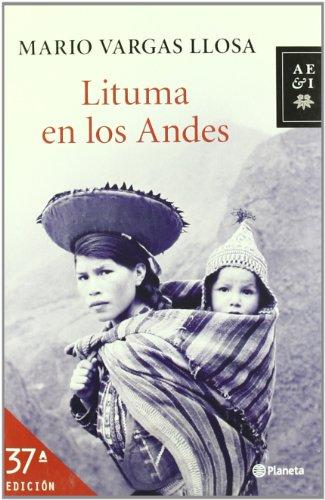 9788408099536: Lituma en los Andes