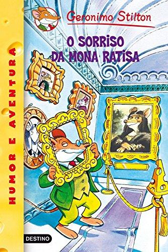 9788408099604: O sorriso da Mona Ratisa (Libros en gallego)