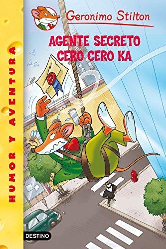 9788408100041: Agente secreto Cero Cero Ka 43