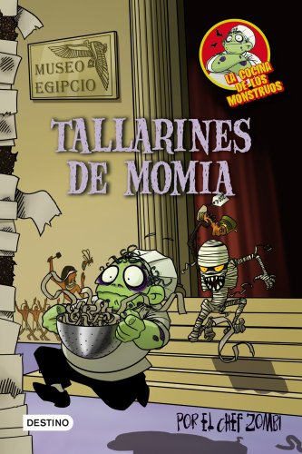 9788408100157: Tallarines de momia: La cocina de los monstruos 2