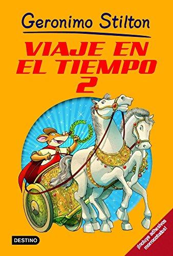 9788408100195: Stilton: viaje en el tiempo 2 (Libros especiales de Geronimo Stilton)