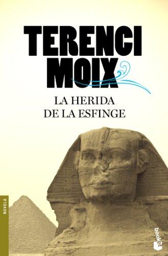 9788408100447: La herida de la Esfinge (Booket Logista)