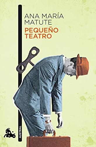 9788408100515: Pequeno teatro (Spanish Edition)