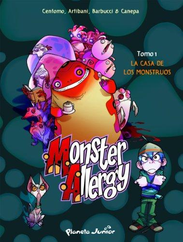 9788408100522: Monster allergy 01:la casa de los monstruos
