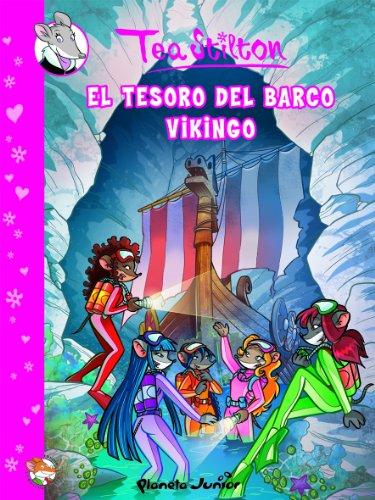 9788408100867: El tesoro del barco Vikingo 3