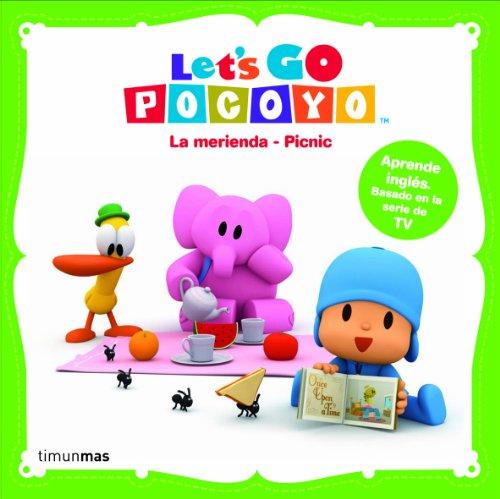 9788408101420: Let's go, Pocoyó! La merienda - Picnic (Primeras palabras)
