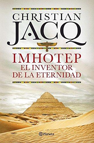 9788408101796: Imhotep. El Inventor de la Eternidad (Planeta Internacional)