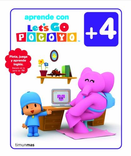 9788408101895: Pocoyo let's go: libro de actividades +4