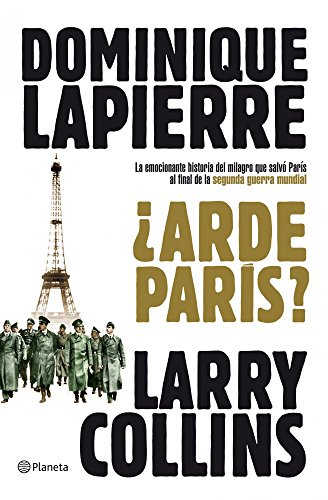 9788408102083: ARDE PARIS Planeta