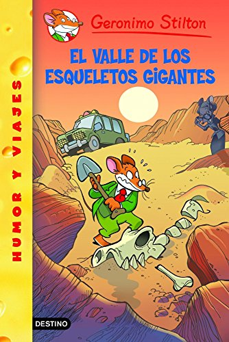 9788408102144: El valle de los esqueletos gigantes 44