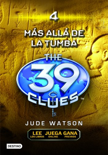 9788408102175: Mas alla de la tumba / Beyond the Grave (Las 39 Pistas / 39 Clues (Spanish)) (Spanish Edition)