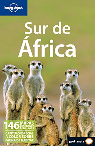 9788408102632: Lonely Planet Sur de Africa (Travel Guide) (Spanish Edition)