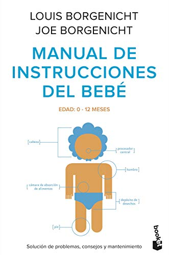9788408102885: Manual de instrucciones del bebé