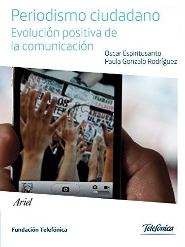 9788408104162: Periodismo Ciudadano (Fundacion Telefonica)