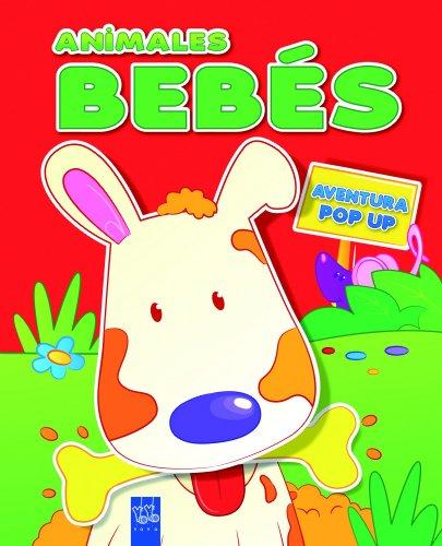 9788408104650: Animales bebés: Aventura pop-up