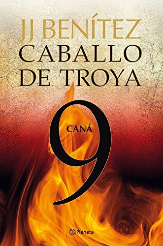 9788408108122: Caballo de Troya 09: Caná