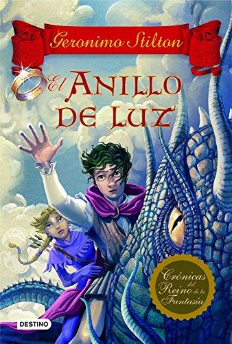9788408108719: EL ANILLO DE LUZ.CRONICAS DEL R..4.DESTI