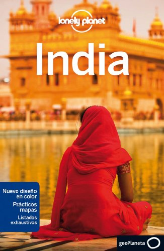 9788408109105: Lonely Planet India (Travel Guide) (Spanish Edition)