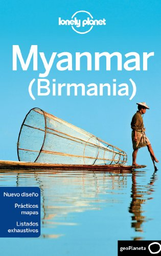 9788408110224: Myanmar 2 (Guias De Pais - Lonely Planet)