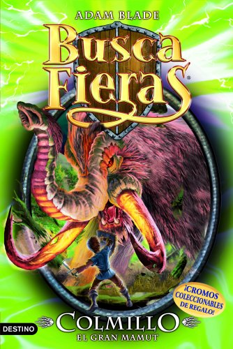 9788408111283: Colmillo el gran mamut: busca fieras (Spanish Edition)
