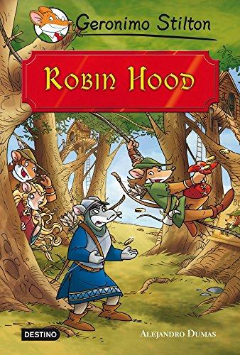9788408111399: Robin Hood