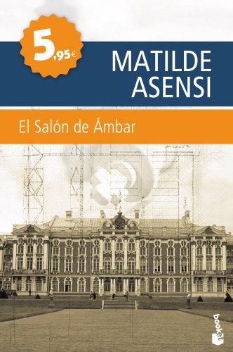 9788408111429: El salon de ambar (rebajas) (Spanish Edition)