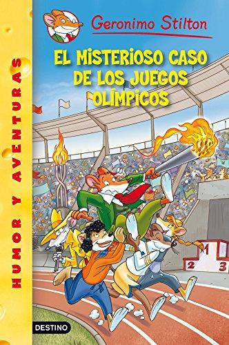 9788408111535: El misterioso caso de los Juegos Olímpicos: Geronimo Stilton 47