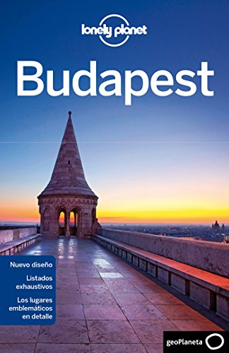 9788408111856: Lonely Planet Budapest (Travel Guide) (Spanish Edition)