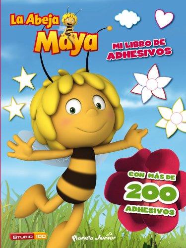 9788408112426: La Abeja Maya. Mi Libro De Adhesivos (La Abeja Maya 3D)