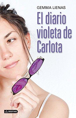 9788408112501: El diario violeta de Carlota (Punto de encuentro)