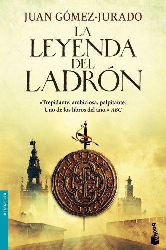 9788408113126: La leyenda del ladrón (Bestseller Internacional)