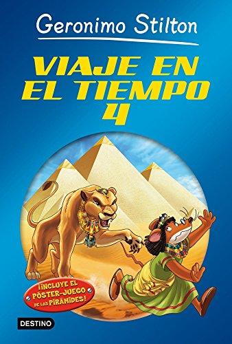 9788408113393: Viaje en el Tiempo 4 (Geronimo Stilton)