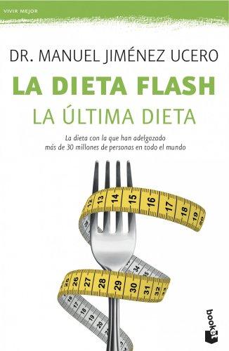 9788408113591: La Dieta Flash (Vivir Mejor)