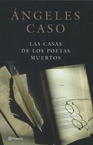 9788408113775: Las casas de los poetas muertos