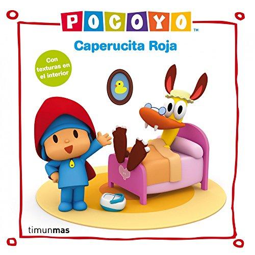 9788408114406: Pocoyó. Caperucita Roja: Con texturas en el interior (Pocoyo)