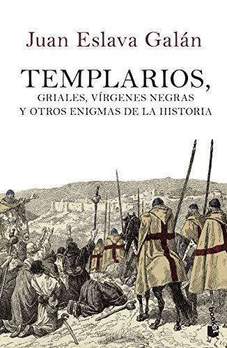 9788408114505: Templarios, griales, vírgenes negras y otros enigmas de la Historia (Divulgación. Historia)