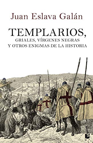 9788408114505: Templarios, griales, vírgenes negras y otros enigmas de la Historia (Divulgación)