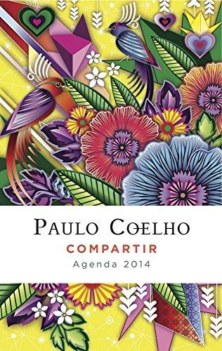 9788408115465: Compartir. Agenda Coelho 2014 (Productos Papelería Paulo Coelho)