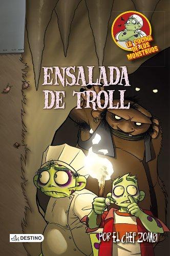9788408118367: Ensalada de troll