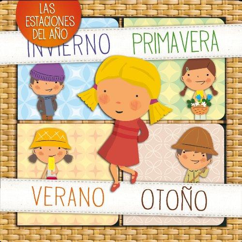 9788408118930: Las cuatro estaciones (Lupita Books)
