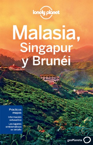 9788408119005: Malasia, Singapur y Brunéi 2 (Guías de País Lonely Planet)