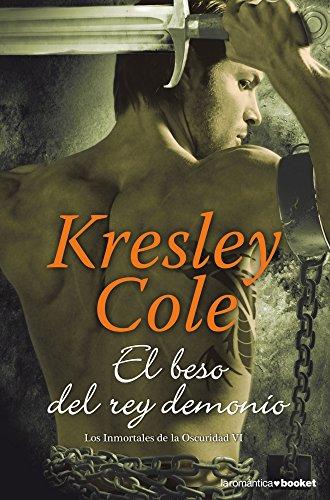 9788408119197: El beso del rey demonio (Booket Logista)