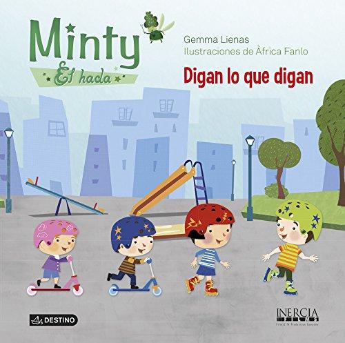 9788408119357: Minty, el hada. Digan lo que digan (Spanish Edition)