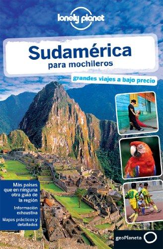 9788408119395: Lonely Planet Sudamerica para mochileros