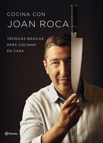9788408121473: Cocina con Joan Roca: T�cnicas b�sicas para cocinar en casa