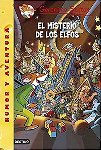 9788408121565: El misterio de los elfos: Geronimo Stilton 51